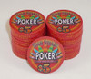 High Stakes Poker Chips 5 denom