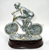 Mountain Bike Trophy Sculpture Award