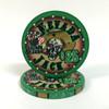 Nevada Jack Skulls $25 chip