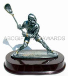 Lacrosse trophy - shooter award