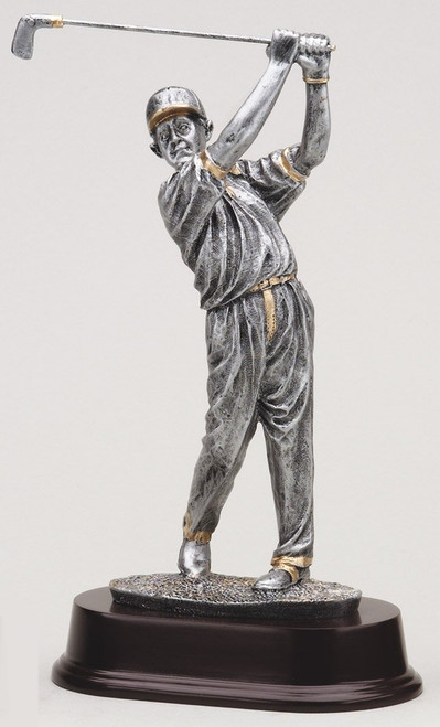 Golf Trophy - Male