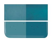 Bullseye Glass Aquamarine Blue, Dbl-rolled 001108-0030-F-1010