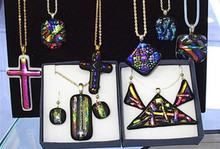 Dichroic Fused Jewelry One