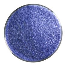 Bullseye Glass Cobalt Blue Opal, Frit, Fine, 5 oz jar 000114-0001-F-OZ05
