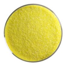 Bullseye Glass Canary Yellow Opal, Frit, Fine, 1 lb jar 000120-0001-F-P001