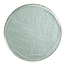 Bullseye Glass Aquamarine Blue Transparent, Frit, Powder, 1 lb jar 001108-0008-F-P001