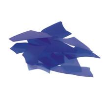 Cobalt Blue Opal, Confetti, 4 oz jar