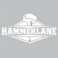 Hammerlane Logo Decal