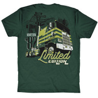 Limited Edition Hammer Lane Trucker T-Shirt Back