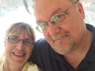 Mark and Vicki