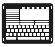 Typ-O HD Keyguard