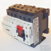 LC2D32G7 Schneider Electric Contactor Reversing 3-pole 50A 120VAC coil