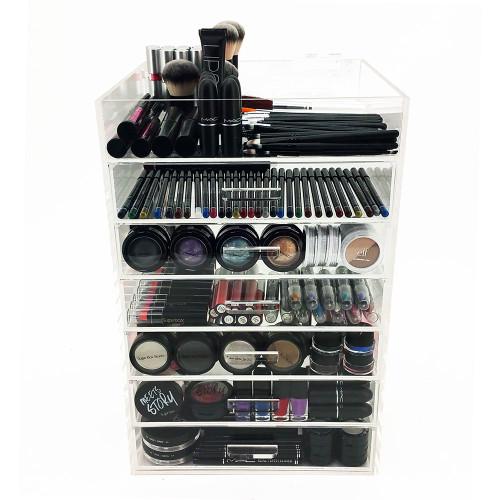 OnDisplay Tier Acrylic CosmeticMakeup Organizer Vandue - Acrylic makeup organizer