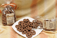 Sugar Free Chocolate Pretzels
