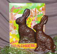 Chocolate Easter Bunny Box
