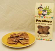 Pecanero Pecan Butter Crisps