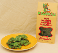 Picosas Hot Jalapeno Brittle