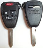 Chrysler 4 button RemoteHead Key OEM 2005 2006 2007 2008 2009 2010 2011 2012 2013 2014