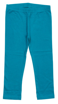 Fitted Leggings- Teal