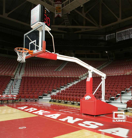 Gared Sports Pro S FIBA Approved Basketball Goal