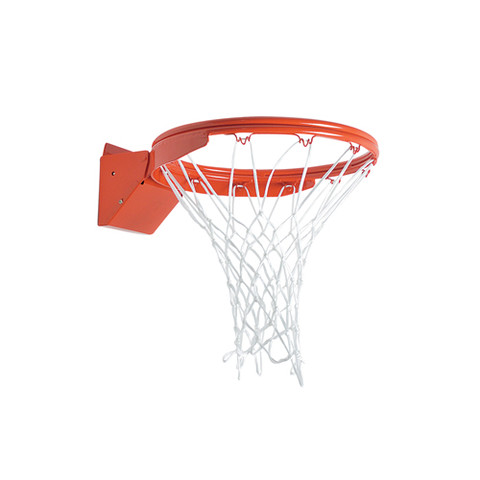 MacGregor Double Rim Front Mount Indoor and Outdoor Breakaway Goal