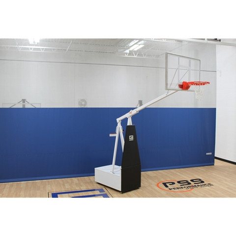 Gared Sports Super-Z54 Indoor Portable Basketball Goal with 54-inch Acyrlic Backboard