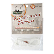 Archery Bow String Single Loop Braided Nylon for Recurve Bows