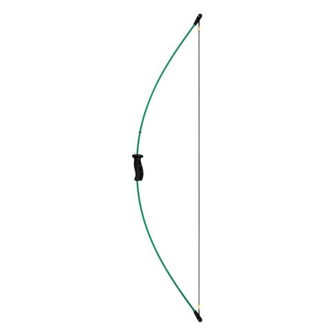 Solid Recurve Archery Bow - AMO 44 Inch, 20-29 Lb. Draw Weight