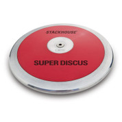 Stackhouse Red Super Discus Low Spin 1.6 kilogram  - Value/budget discus