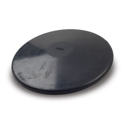 Stackhouse Official Rubber Discus 1 kilogram  - Rubber Practice Discus