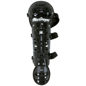 MacGregor B65 Single Knee Yth Leg Guard - Black