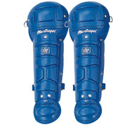 MacGregor #B65 Youth Series Leg Guard - Scarlet