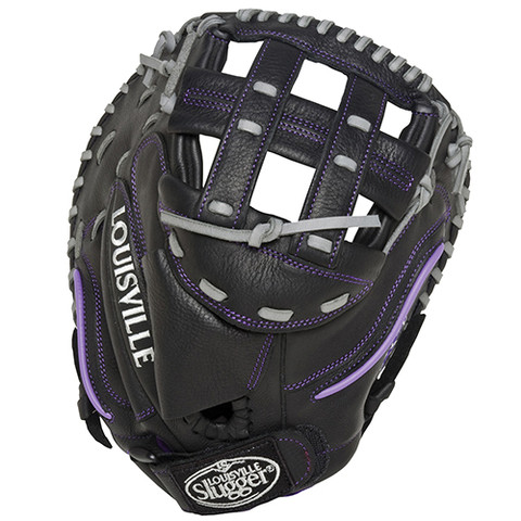 "Slugger Xeno Fast Pitch Catcher's Mitt (33"") RHT"