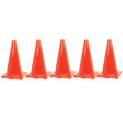 "36"" Orange Game Cones - (Set of 5)"