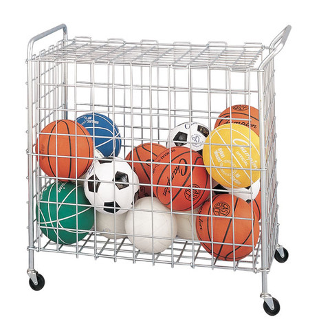 Portable Ball Locker - Multi ball sizes with Steel Construction