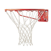 Economy Basketball Net Set of 12 - 4mm