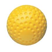 """Yellow Pitching Machine Softball - 12"""""""