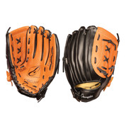 """Baseball and Softball Leather and Vinyl Fielder's Glove - 11"""""""