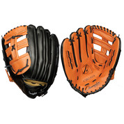 """Baseball and Softball Leather and Vinyl Fielder's Glove  - Full Right - 13"""""""