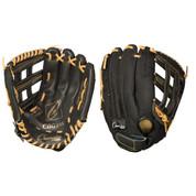 """Baseball and Softball Leather and Nylon Glove - 11"""""""