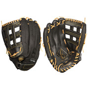 """Baseball and Softball Leather and Nylon Glove  - Full Right - 14"""""""