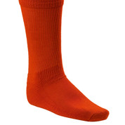 Orange Rhino All-Sport Tube Sock - Medium: 8.5-10