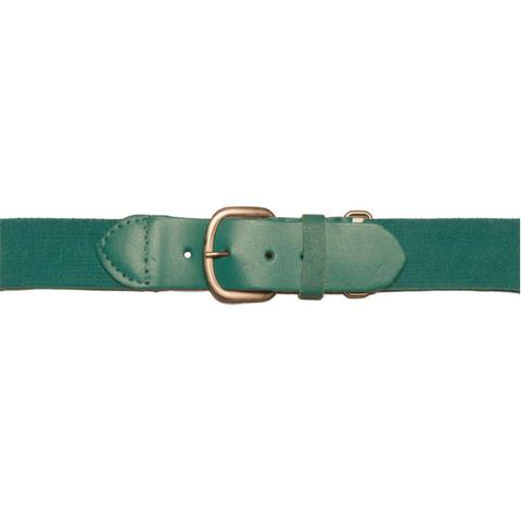 """Teal Adjustable Adult Baseball Uniform Belt - Size 22""""- 46"""""""