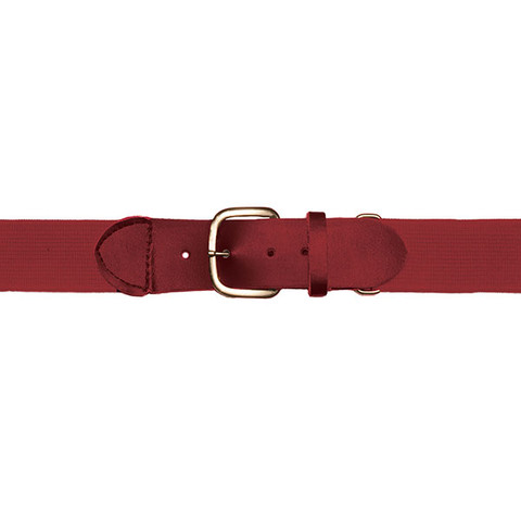 "Cardinal Adjustable Youth Baseball Uniform Belt - Size 18"" - 32"""