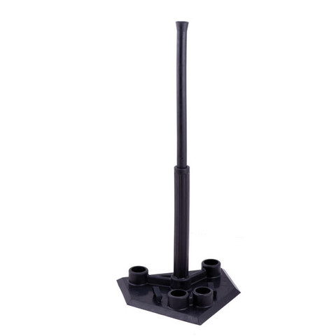 Height Adjustable 5-Position Portable Baseball Batting Tee