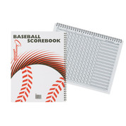 Champion Sports Baseball Scorebook