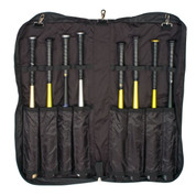 Baseball Team Bat Portfolio Organizer Bag