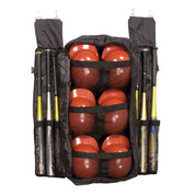 Baseball Bat and Helmet Combination Fence Hanging Bag