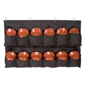 Baseball Helmet Fence Hanging Team Bag Organizer