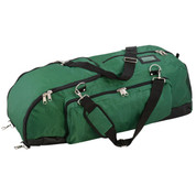 Champion Sports Ultra Deluxe Nylone Baseball Player Bag - Green